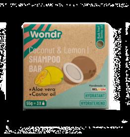 Wondr Shampoo bar, Coconut & Lemon