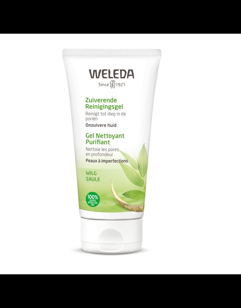 Weleda Weleda - zelfzorg huid, zuiverende reiningingsgel, 100ml