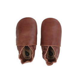 Bobux Simple shoe, toffee
