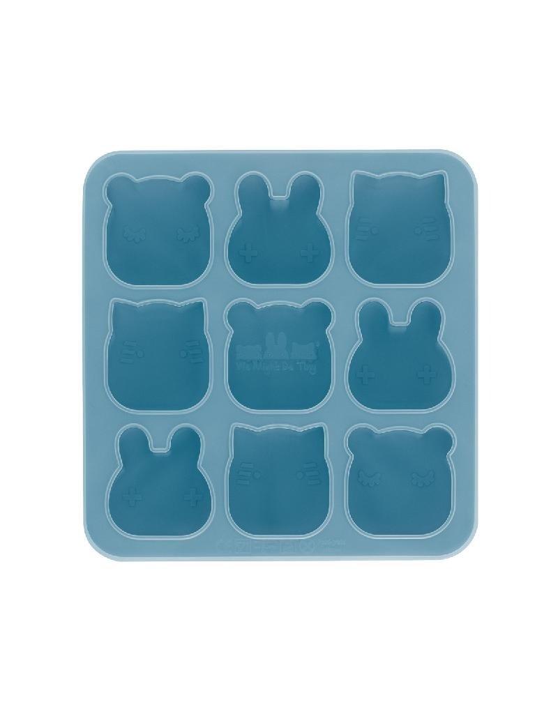 We Might Be Tiny We Might Be Tiny - Freeze & Bake Poddies, silicone, blue dusk