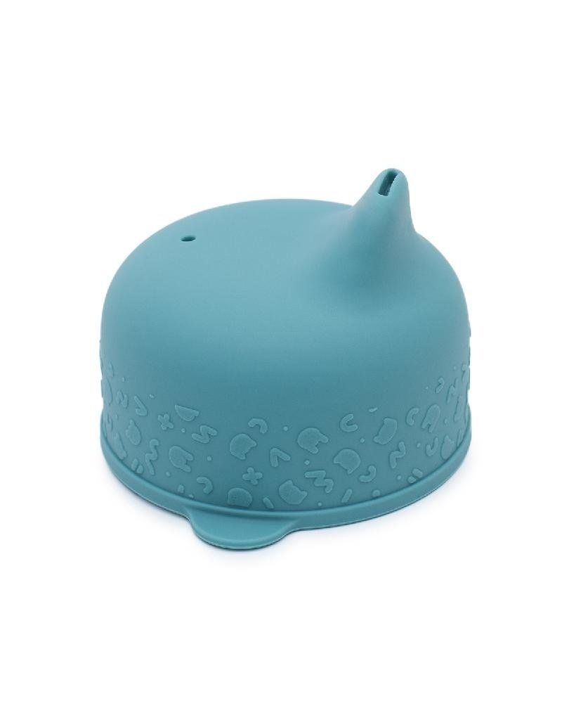 We Might Be Tiny We Might Be Tiny - Sippie Lid, silicone, blue dusk