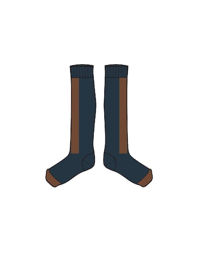 Lily Balou Lily Balou - Jordan knee socks, dark-petrol (3-16j)