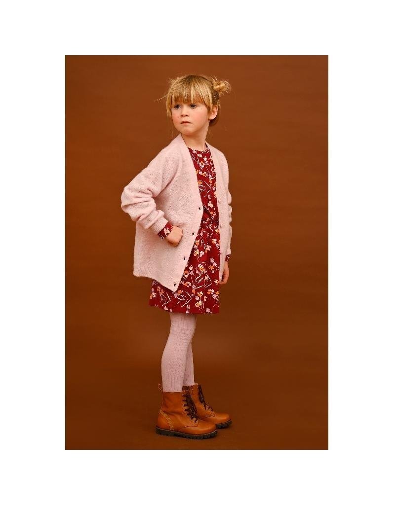 Lily Balou Lily Balou - Trissia circle dress, floral-fall (3-16j)