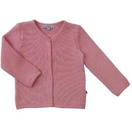 Enfant Terrible Gilet, rosé (3-16j)