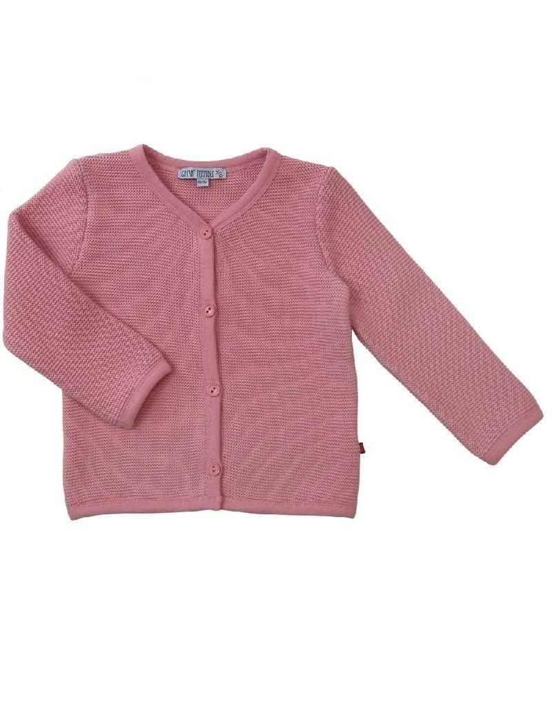 Enfant Terrible Enfant Terrible - Strickjacke, rosé (3-16j)