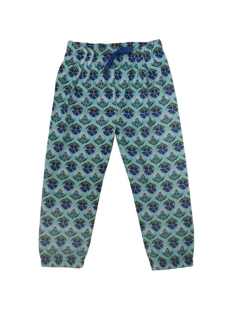 Enfant Terrible Enfant Terrible - Webhose mit Jerseyfutter, ozean-himmelblau (3-16j)
