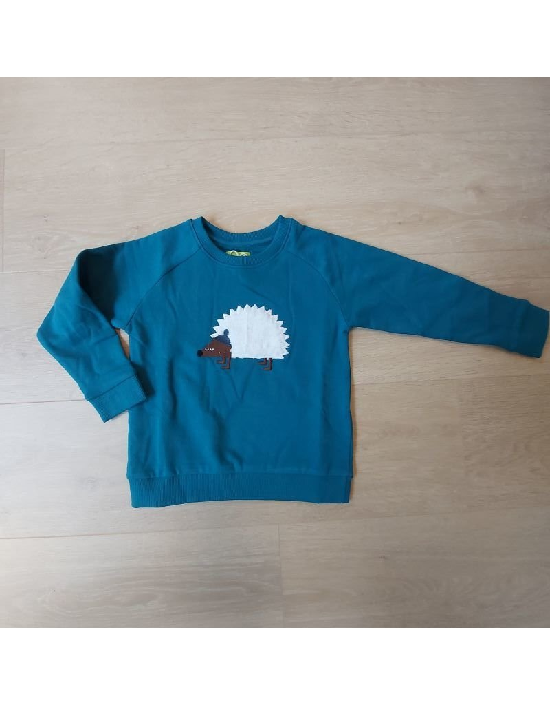 Lily Balou Lily Balou - Bas sweater, hedgehog  (3-16j)