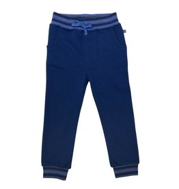 Enfant Terrible Sweatbroek, donkerblauw (3-16j)