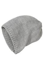 Disana Disana - Knitted hat, grey (0-2j)