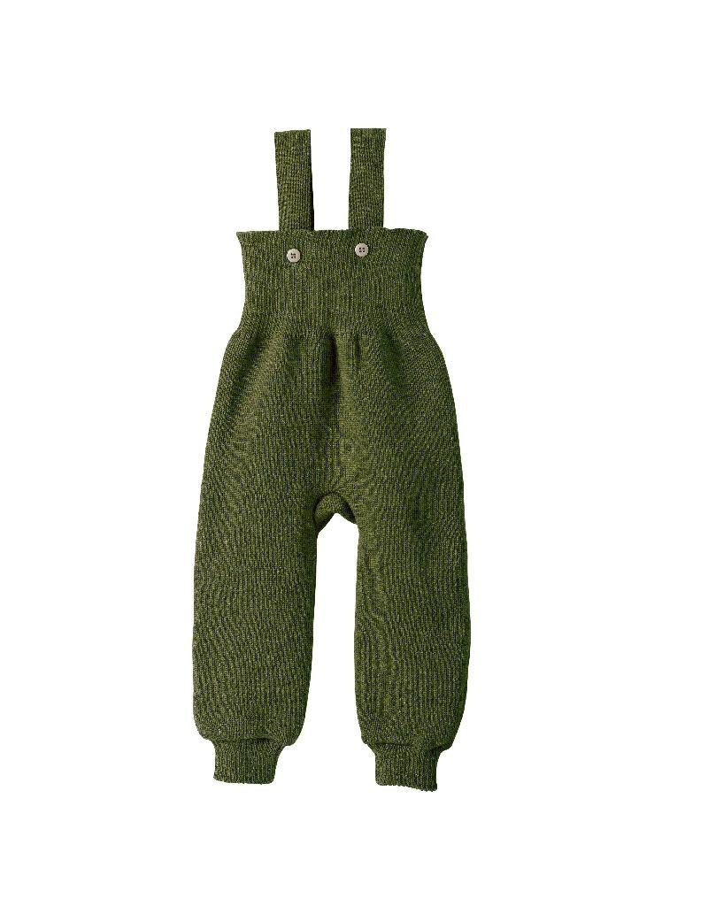 Disana Disana - Knitted trousers, olive (0-2j)