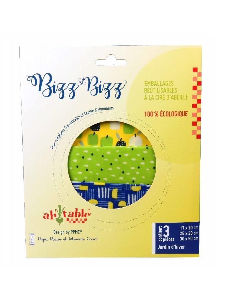 ah table ah table - Bizz Bizz rectangles, jardin d'hiver