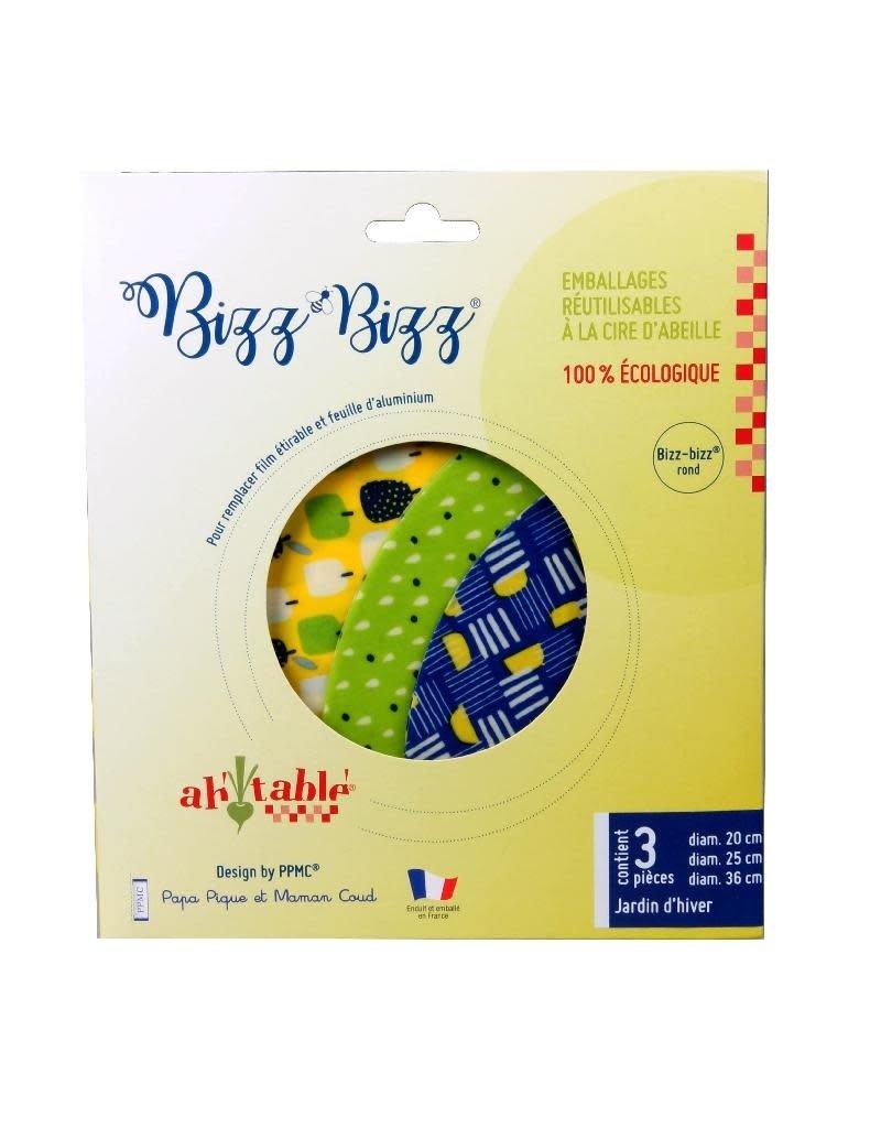 ah table ah table - Bizz Bizz ronde, jardin d'hiver