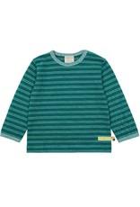 Loud+Proud Loud+Proud - Shirt ringel, ivy (0-2j)