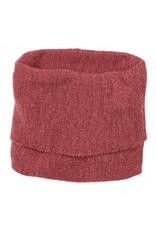 Disana Disana - tube scarf, bordeaux/rose (3-16j)