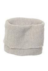 Disana Disana - tube scarf, grey/nature (3-16j)