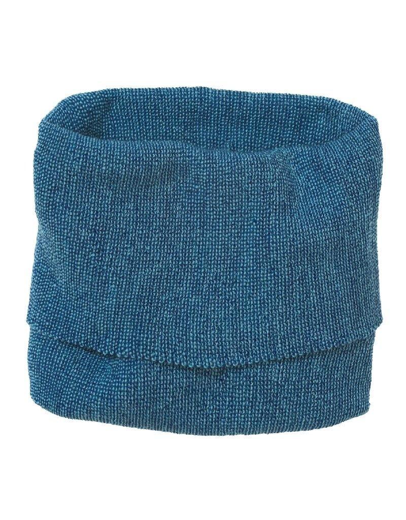 Disana Disana - tube scarf, navy/lagoon (3-16j)
