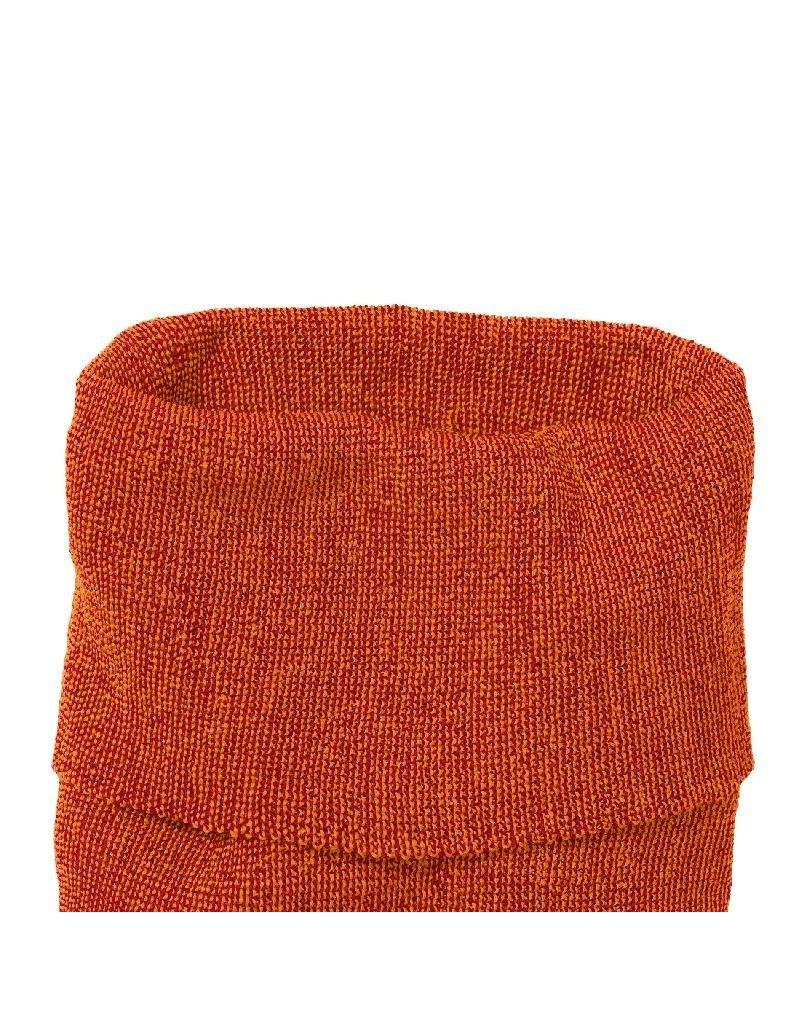 Disana Disana - tube scarf, orange/bordeaux (3-16j)
