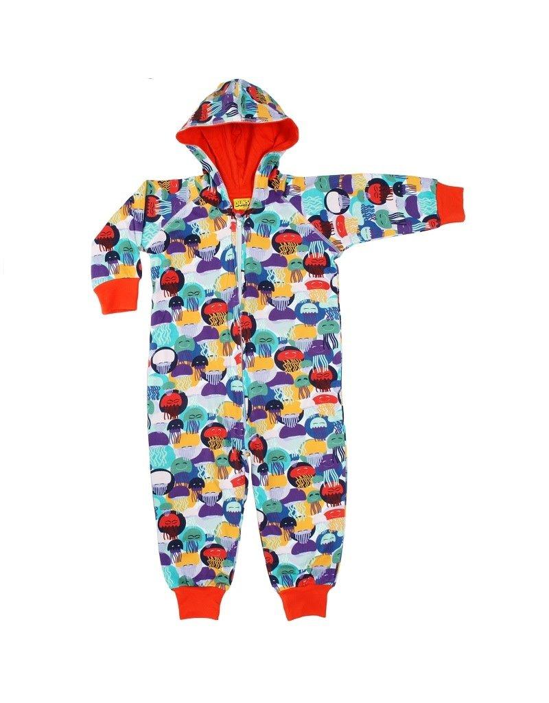 DUNS Sweden DUNS Sweden - Hood Suit, jelly fish (0-2j)