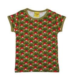 DUNS Sweden T-shirt, Radish Sage