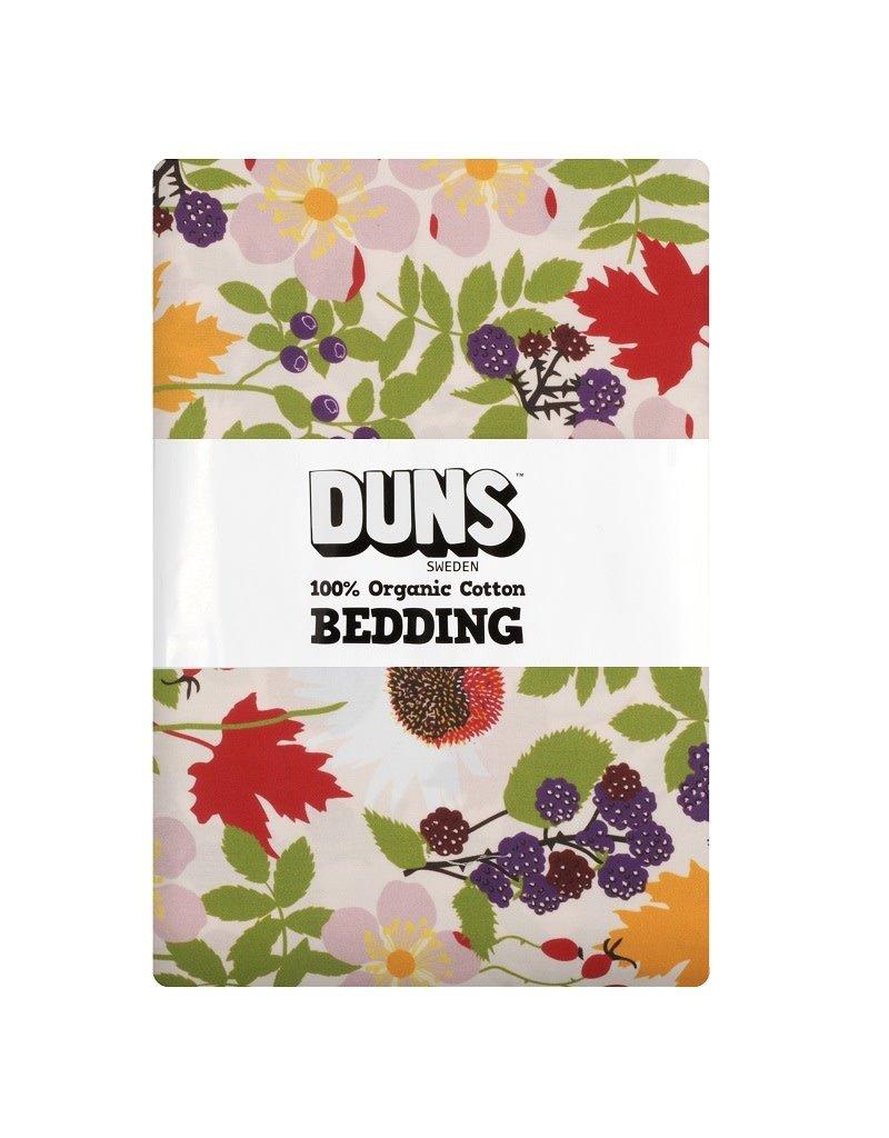 DUNS Sweden Duns Sweden - Bedding 200x150cm, Autumn flowers