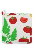 DUNS Sweden Duns Sweden - Pot holder, cotton/linen, tomatoes