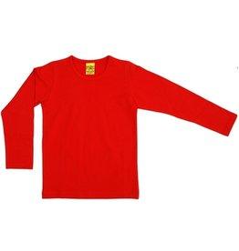 More than a Fling Shirt, red (0-2j)