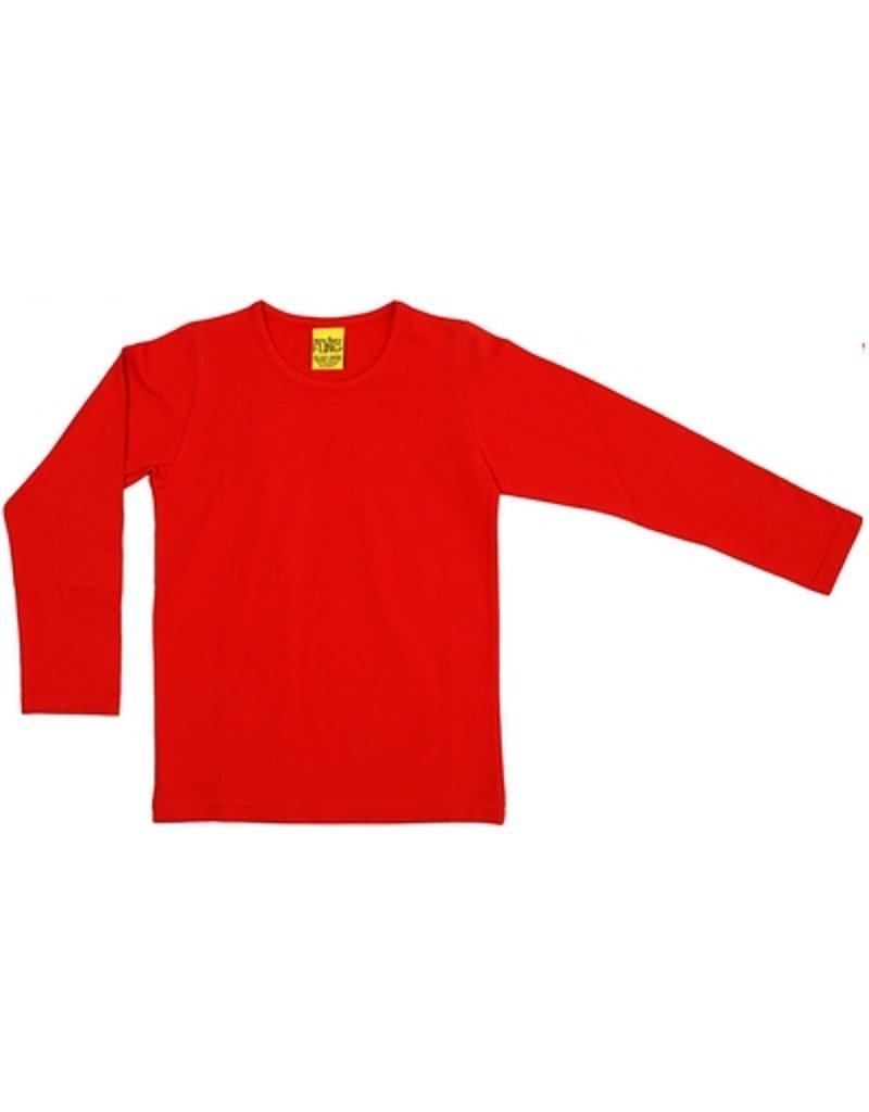 More than a Fling More than a Fling - Long Sleeve Top, red (0-2j)