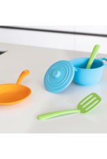Green Toys Green Toys - Chef set, 5-delig