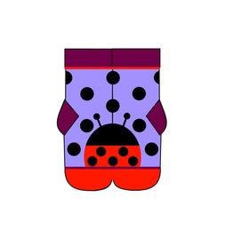 DUNS Sweden Kous, ladybug (3-16j)