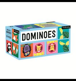 Mudpuppy Domino's, wildlife