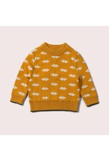 Little Green Radicals Little Green Radicals - From one to another cloud snuggly jumper (0-2j)