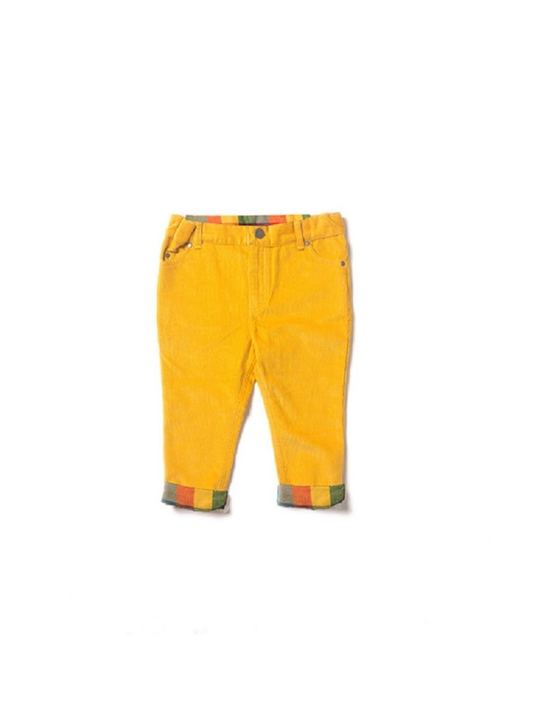 Little Green Radicals Little Green Radicals - Gold Classic jeans lined (3-16j)