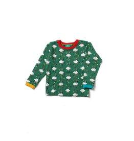 Little Green Radicals Shirt, Falling Water (0-2j)