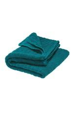 Disana Disana - woollen baby blanket, 80x100cm, pacific