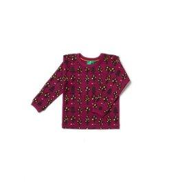 Little Green Radicals Shirt, Autumn forest (3-16j)