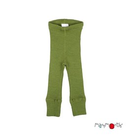 ManyMonths Legging, garden moss green (0-2j)