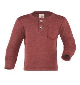 Engel Shirt met knopen, copper (3-16j)