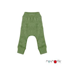 ManyMonths Longies, wol, jade green / mykonos waters  (0-2j)
