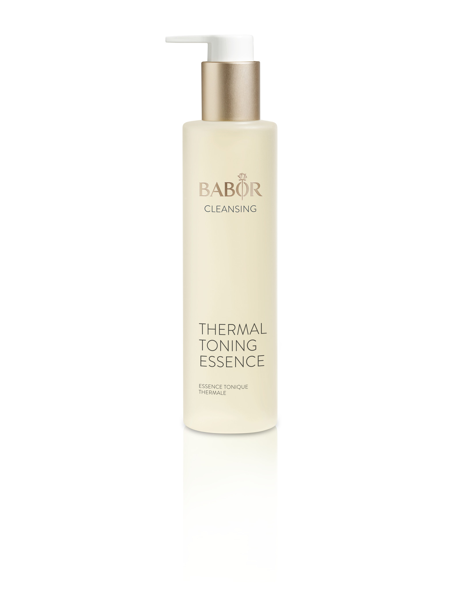 BABOR CLEANSING THERMAL TONING ESSENCE 200 ML