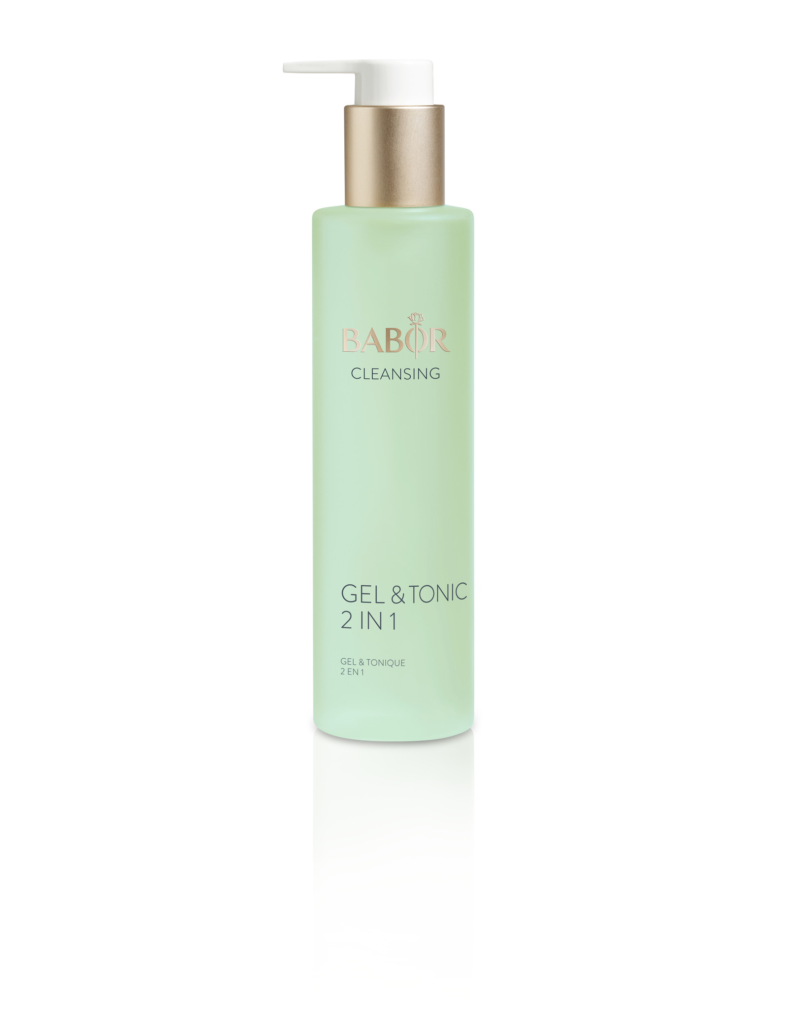 BABOR CLEANSING CLEANSING GEL&TONIC 200 ML
