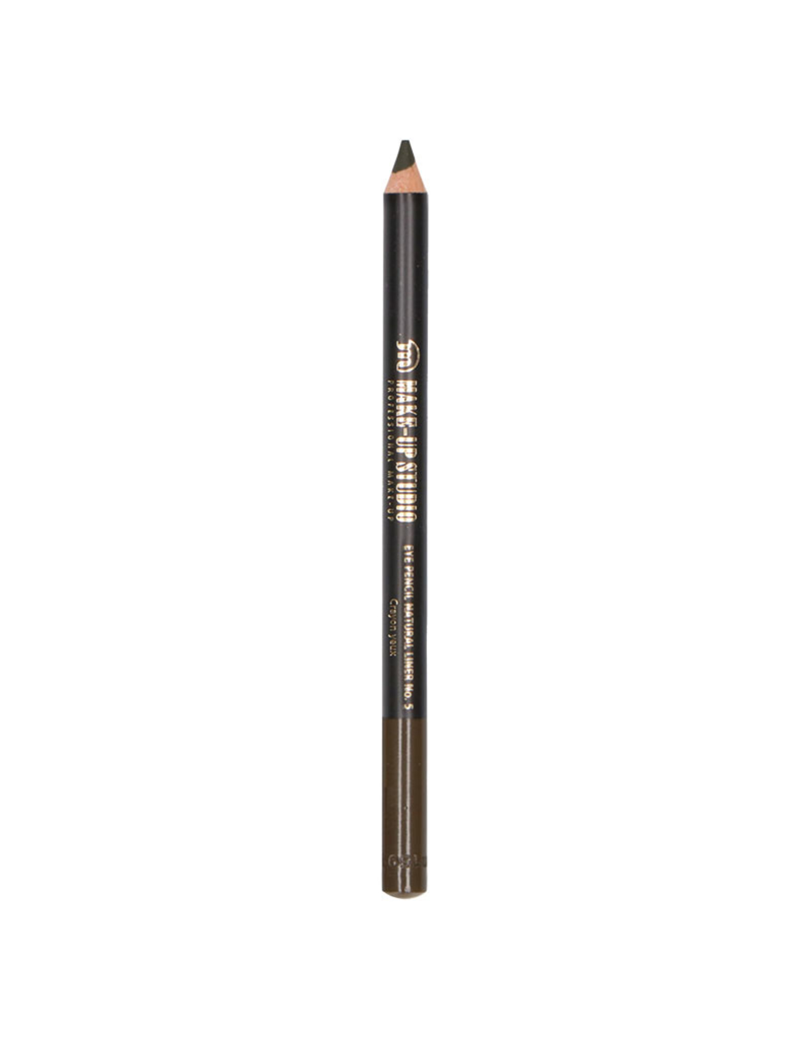 MAKE-UP STUDIO NATURAL LINER PENCIL 5