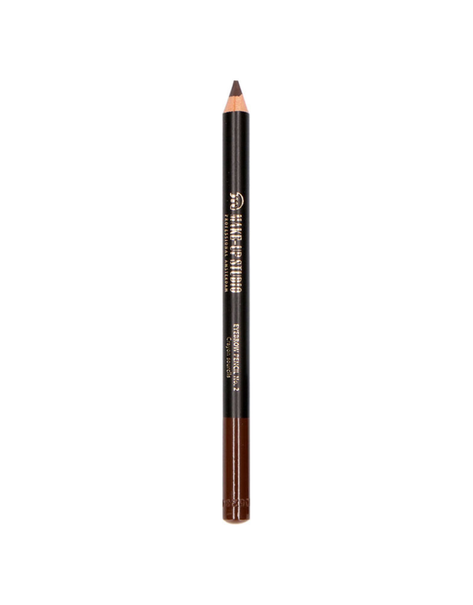 MAKE-UP STUDIO PENCIL EYEBROW 2