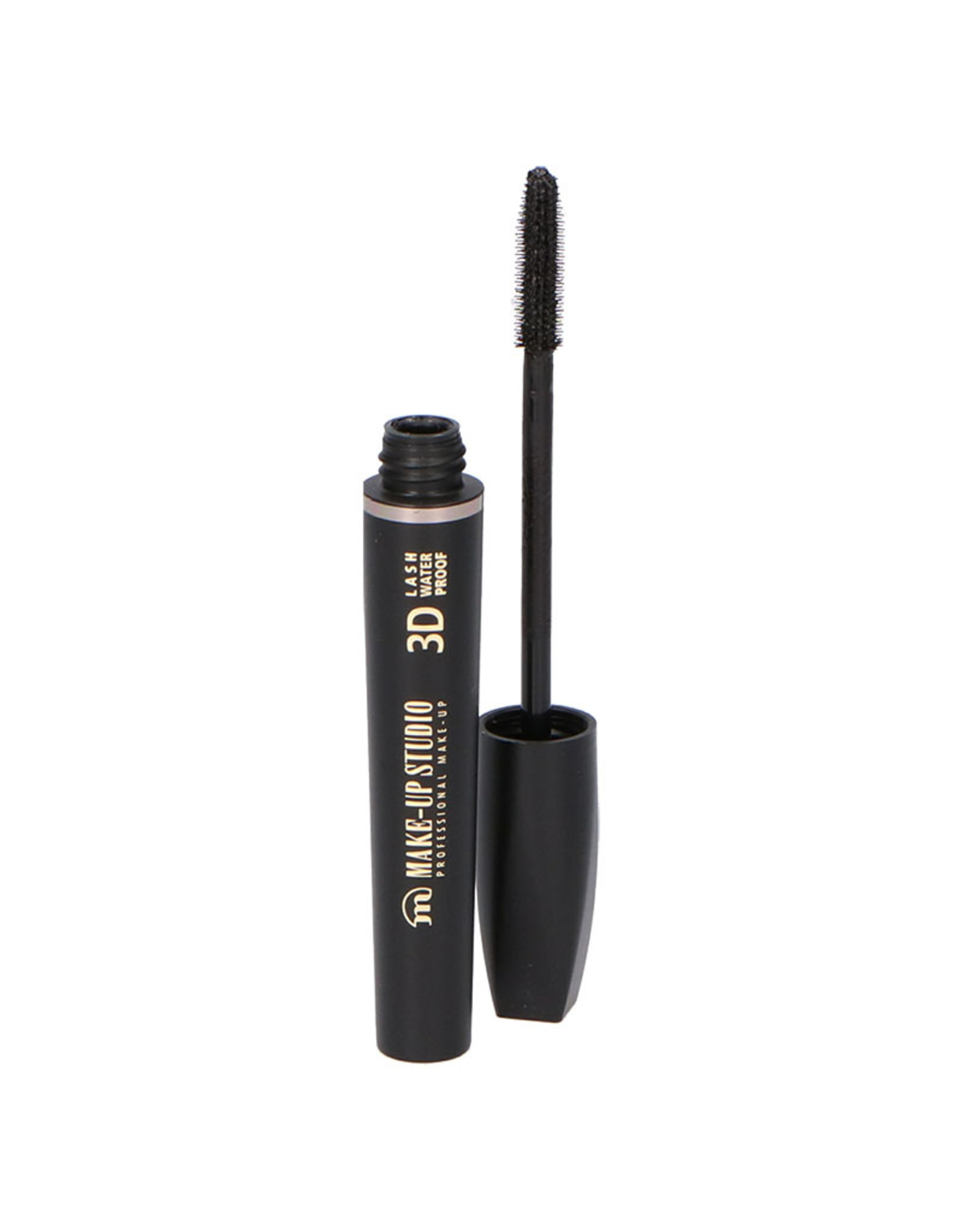MAKE-UP STUDIO MASCARA WATERPROOF 3D EXTRA BLACK
