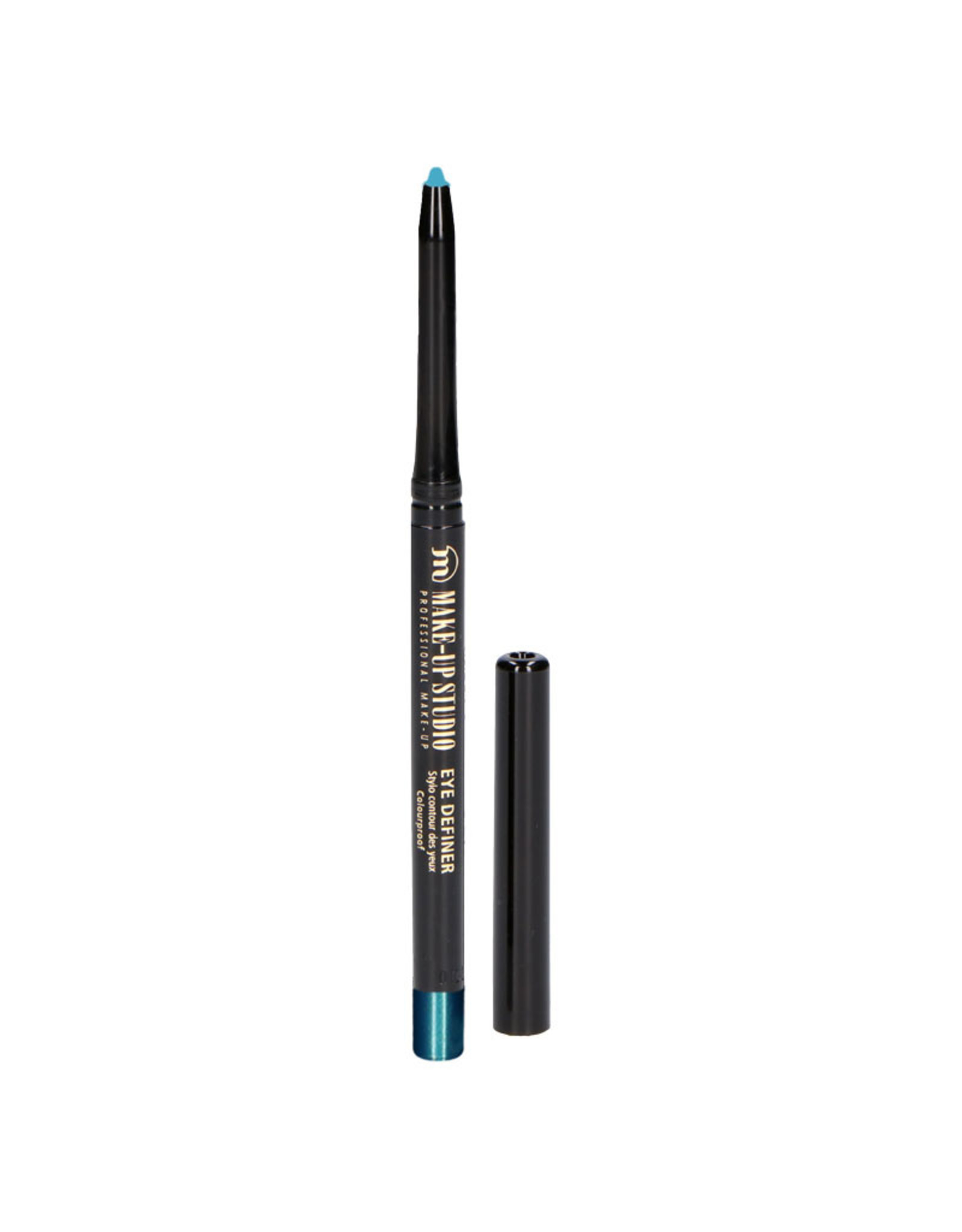 MAKE-UP STUDIO EYE DEFINER IN BOX  TURQUOISE