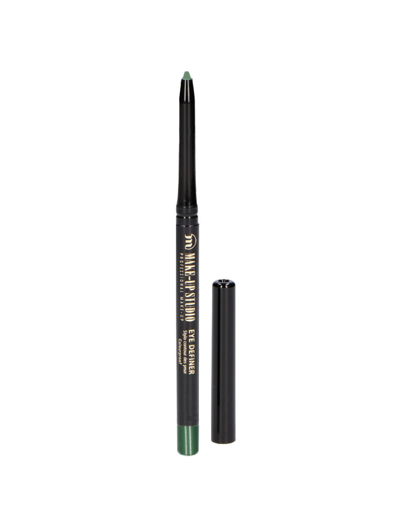 MAKE-UP STUDIO EYE DEFINER IN BOX GREEN EMERALD