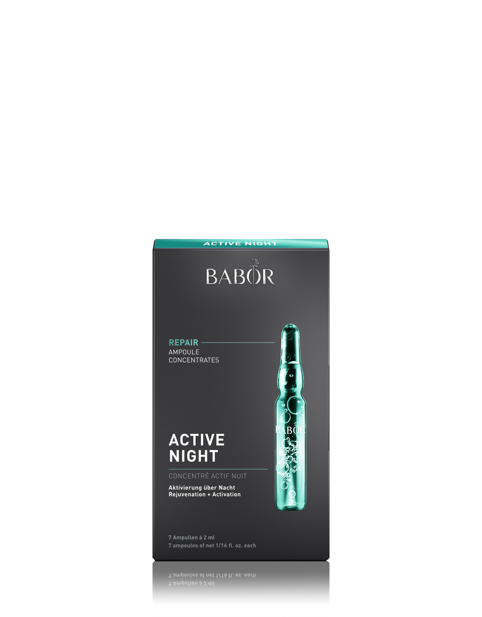 BABOR AMPOULES ACTIVE NIGHT