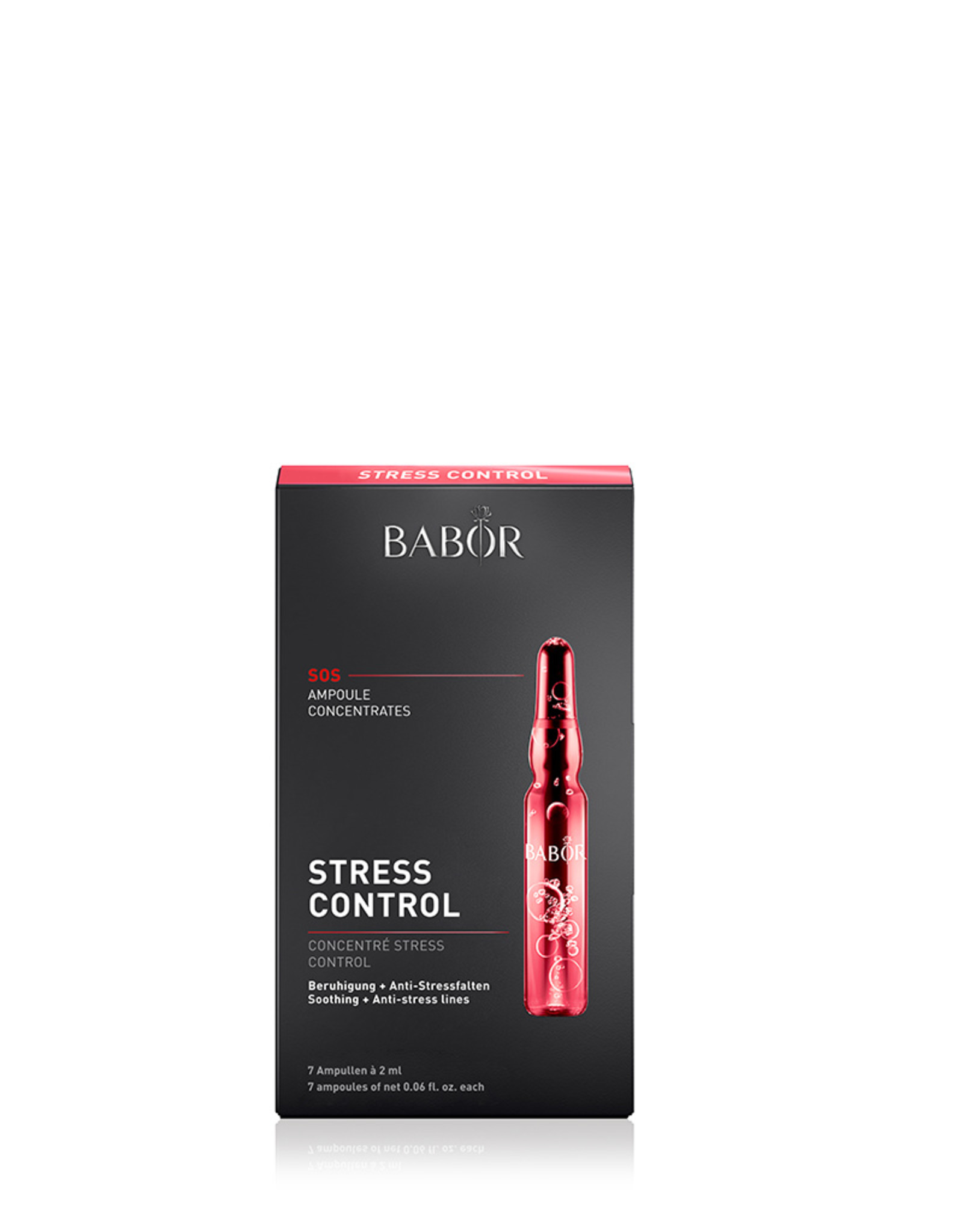 BABOR AMPOULES STRESS CONTROL