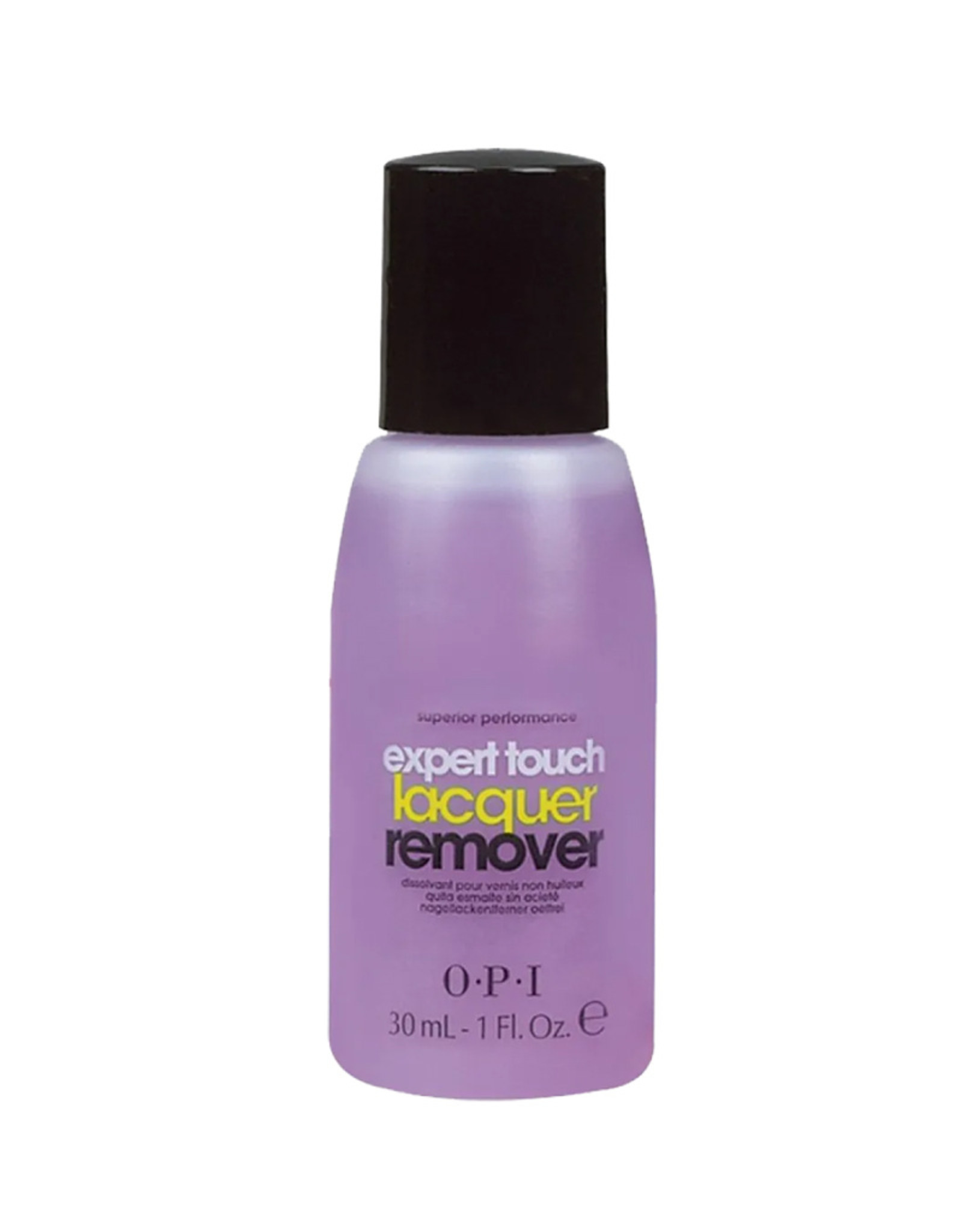 OPI EXPERT TOUCH LACQUER REMOVER 30 ML