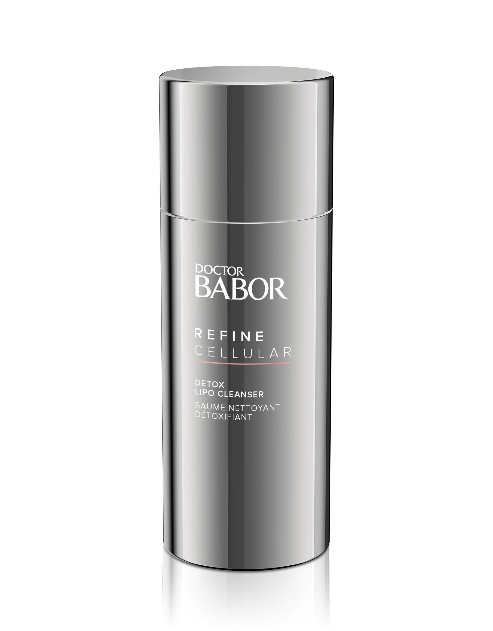 BABOR DOCTOR BABOR REFINE CELLULAR DETOX LIPO CLEANSER, 100 ML
