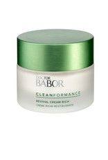 BABOR CLEANPERFORMANCE REVIVAL CREAM RICH